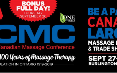 Join us at the CMC Conference in Burlington